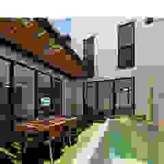 van Indigo Diseño y Arquitectura Tropisch