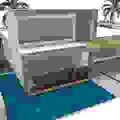 Portifólio Casas tropicais por Brise - Arquitetura e Construção Tropical
