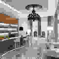 Private Spa - Doha / Qatar by Sia Moore Archıtecture Interıor Desıgn Eclectic Stone