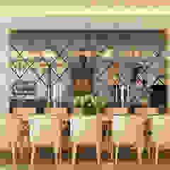 Serai Bukit Bandaraya, Bangsar Classic style dining room by Norm designhaus Classic