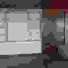 de Solución en Carpinteria Minimalista Madera Acabado en madera