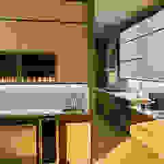 Sixty9 3D Design Cocinas equipadas Acabado en madera