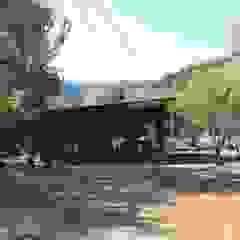 por L2 Arquitectura Campestre Madeira Acabamento em madeira