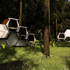 by Trazo Arquitectonico Country