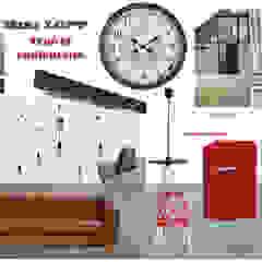 Mini loft Planche d'ambiance générale ABCD MAISON MaisonAccessoires & décoration