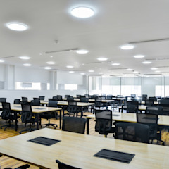 Minimalist Çalışma Odası Parámetro Arquitectura & Ingeniería Minimalist