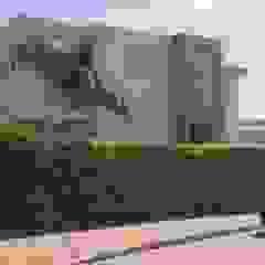 Casa unifamiliar en Girardot de Parámetro Arquitectura & Ingeniería Mediterráneo