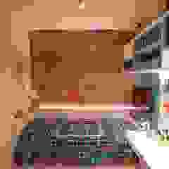 Dormitório RKP por Bloco Z Arquitetura Moderno MDF