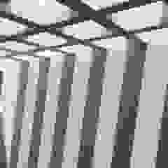 por UG ARQUITECTOS Mediterrâneo Concreto reforçado