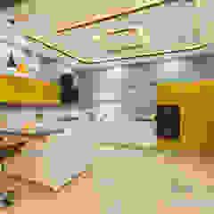 Kitchen Designs by The KariGhars Modern