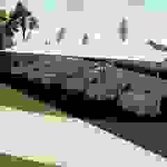Hotel, restaurante Salones de eventos de estilo mediterráneo de MSM Estudio Mediterráneo
