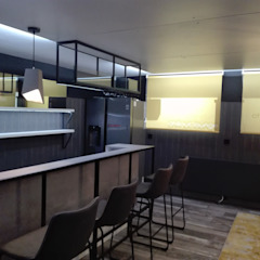 de STYLE-interior design, Ganal + Sloma Industrial