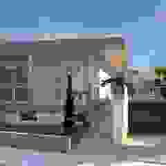 Residencia estilo clássico em Gaia por PROJETARQ Clássico Mármore