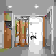 Scandinavian style doors by 耀昀創意設計有限公司/Alfonso Ideas Scandinavian