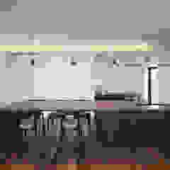 箕面の家 オリジナルデザインの キッチン の プラスアトリエ一級建築士事務所 オリジナル