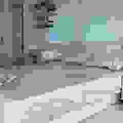 Industrial style bedroom by Feeling 室內設計 Industrial