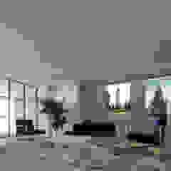 Scandinavian style study/office by Stockholm Barcelona Design - Interioristas en Barcelona Scandinavian