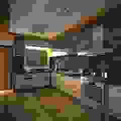 by Arquitecto-Villarino Modern لکڑی Wood effect