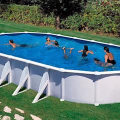 by Outlet Piscinas Classic Iron/Steel