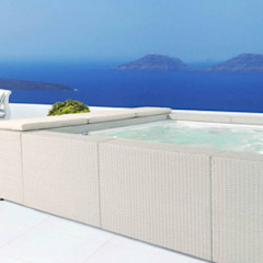 by Outlet Piscinas Classic Wood-Plastic Composite