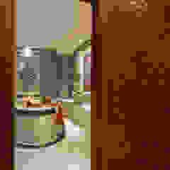 Bosphorus City Villa - Istanbul / Turkey od Sia Moore Archıtecture Interıor Desıgn Klasyczny Marmur
