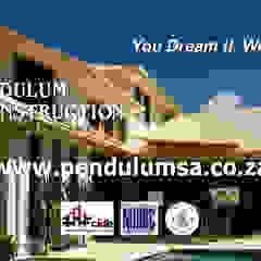 by Pendulum Construction 지중해 알루미늄 / 아연