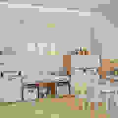 Espaço Kids Quarto infantil escandinavo por Ana Julia Tavares Arquitetura e Interiores Escandinavo