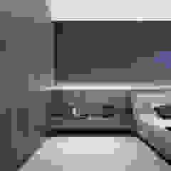 Project BO / IJM Rimbayu Scandinavian style bedroom by SIXTH Interior Sdn Bhd Scandinavian