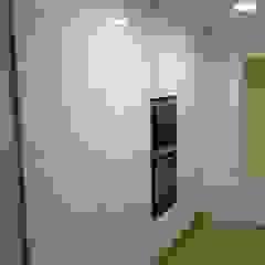 Obrisa Reformas y rehabilitaciones. Built-in kitchens White