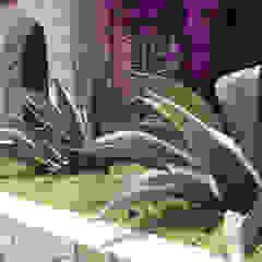 Jardins coloniais por Brenda Vizcaíno - Arquitectura de Paisaje Colonial