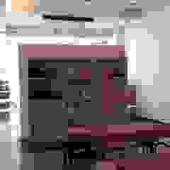 Seitai Clinic Cliniche in stile asiatico di UpMedio Design Asiatico