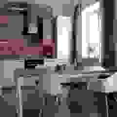 Płytki na podłogę do kuchni od Cerames Rustykalny