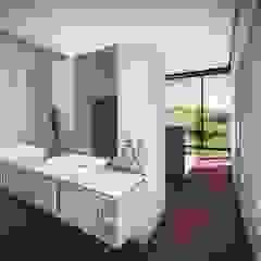 House Voet Scandinavian style bathroom by Juan Pretorius Architecture PTY LTD Scandinavian
