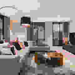 Opgewarmd design Moderne woonkamers van Hemels Wonen interieuradvies Modern Hout Hout