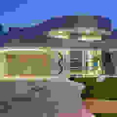 Casa Paulínia Casas modernas por Designer de Interiores e Paisagista Iara Kílaris Moderno