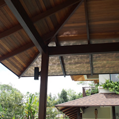 Luxury Bungalow In Sungai Penchala Kuala Lumpur by Mode Architects Sdn Bhd Tropical