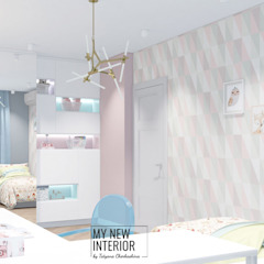 por Татьяна Черкашина | My New Interior Minimalista