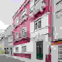 Lisbon Heritage Rustic style house