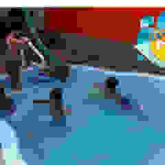 Piscinas de fibra Pool Solei de Pool Solei Rústico