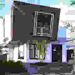 proyek exterior Rumah Modern Oleh ARK-chitect.studio Modern