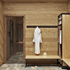 by mlynchyk interiors Rustic