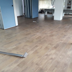 Inova Diseño y Decoracion Floors Brown