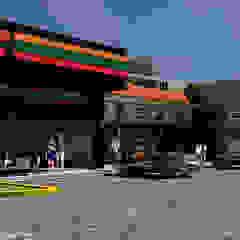 컨트리 스타일 쇼핑 센터 by Helicoide Estudio de Arquitectura 컨트리