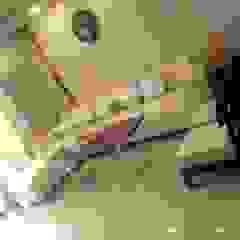 Azjatycki salon od Shape Interiors Azjatycki