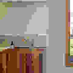 138_Casa con vista sulla valle Palestra in stile moderno di MIDE architetti Moderno