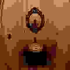 Umywalki meksykańskie Kolonialna łazienka od Cerames Kolonialny Ceramiczny