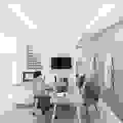 Cliniques minimalistes par Okla Arquitetura Minimaliste Marbre