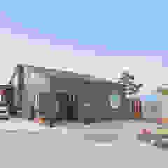 공간제작소의 단층전원주택 컬렉션 by 공간제작소(주) 모던