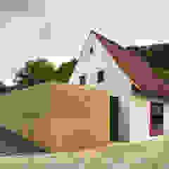 Baslerhofscheune Bettingen Moderne Veranstaltungsorte von Ave Merki Architekten Modern Holz Holznachbildung