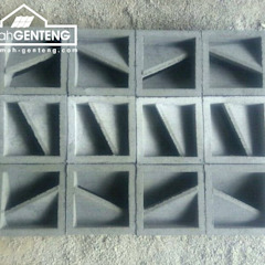 Roster Beton Minimalis - HP/WA: 08122833040 - Omah Genteng | OMAGENCE Oleh Omah Genteng Minimalis Beton